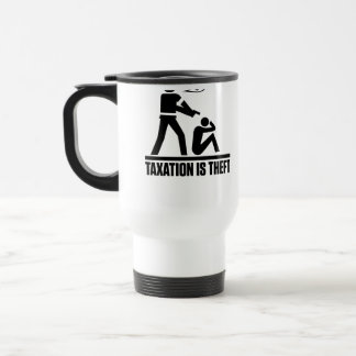 Taxation Is Theft Mugs