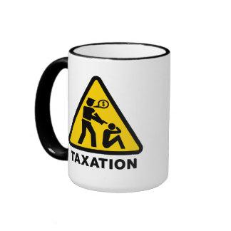 Taxation Warning Mug