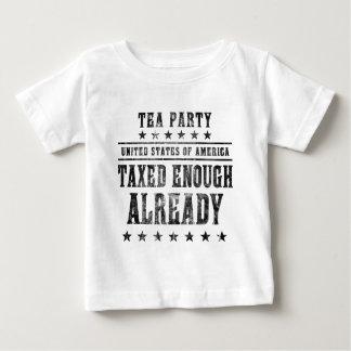 Taxed Enough Already Baby T-Shirt