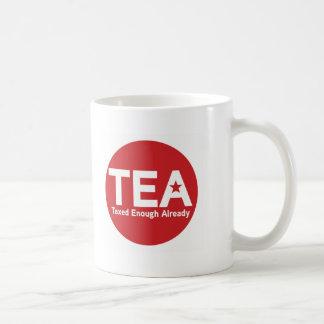 Taxed Enough Mug