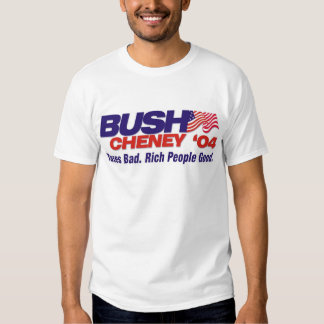 Taxes Bad.  Rich People Good. T-shirt