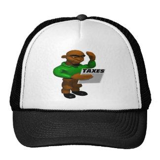 Taxes Mesh Hat