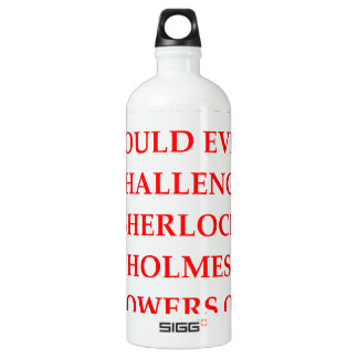 taxes water bottle