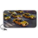 Taxi amarillo de Nueva York iPhone Altavoz