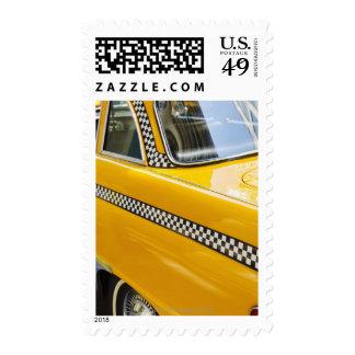 Taxi antiguo