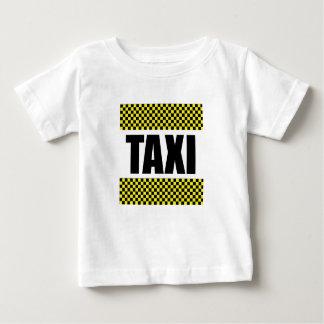 Taxi Cab Baby T-Shirt