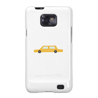Taxi Cab Samsung Galaxy S2 Covers