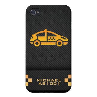 Taxi Cab Company iPhone 4 Case