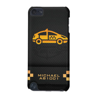 Taxi Cab Company iPod Touch 5 Case iPod Touch 5G Cases