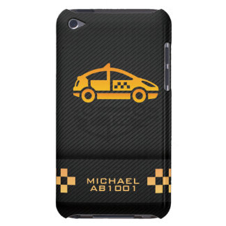 Taxi Cab Company iPod Touch Case