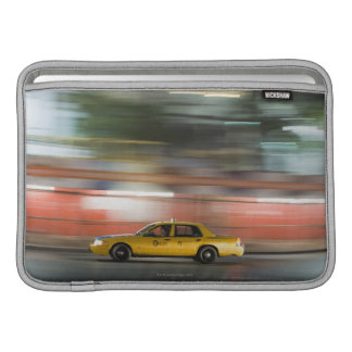 Taxi Cab MacBook Sleeve