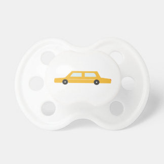 Taxi Cab BooginHead Pacifier