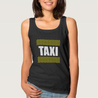 Taxi Cab Tank Top