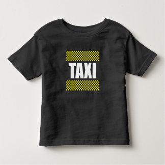 Taxi Cab Toddler T-shirt