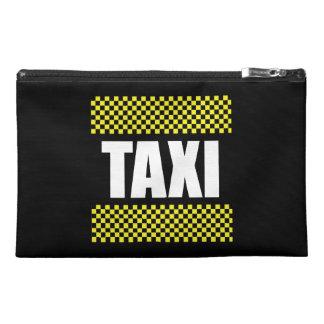 Taxi Cab Travel Accessory Bag