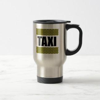 Taxi Cab Travel Mug