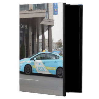 Taxi Cabs in Vilnius Lithuania iPad Air Case