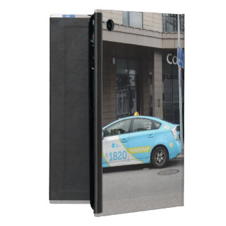 Taxi Cabs in Vilnius Lithuania iPad Mini Case