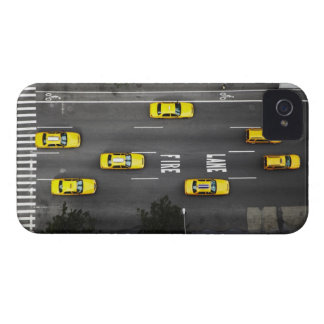 Taxi Cabs iPhone 4 Cover