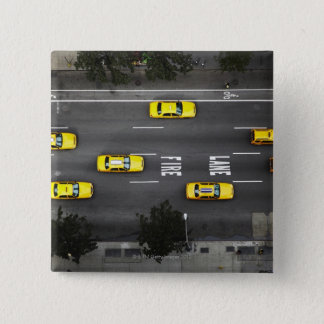 Taxi Cabs Pinback Button