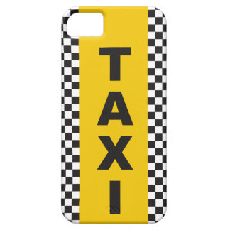 Taxi! iPhone 5 Case