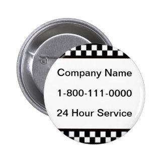 Taxi Company Button