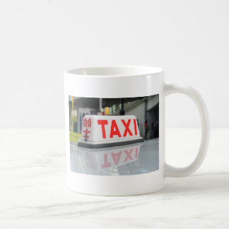 Taxi de Hong Kong Taza