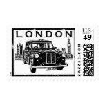 Taxi de Londres Sello