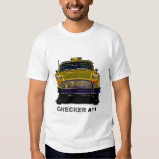 Taxi del inspector playeras