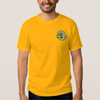 Taxi Driver Embroidered T-Shirt