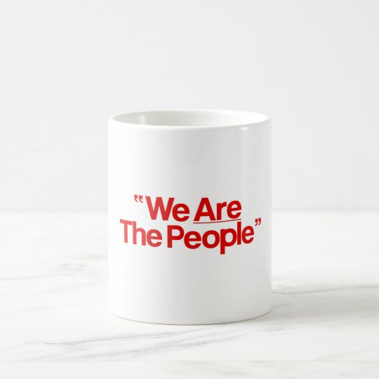Taxi Driver incoming goods of acres The People Coffee Mug