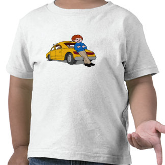 Taxi Driver T Shirts