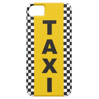 ¡Taxi! iPhone 5 Cárcasa
