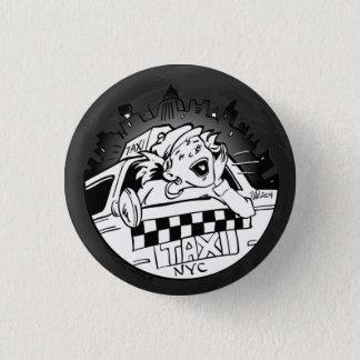 Taxi Girl Button
