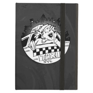 Taxi Girl iPad Air Cover