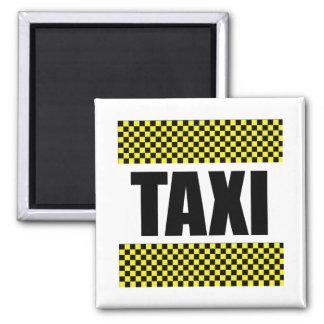 Taxi Imán Cuadrado