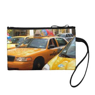 'Taxi Jam' Key & Coin Wristlet