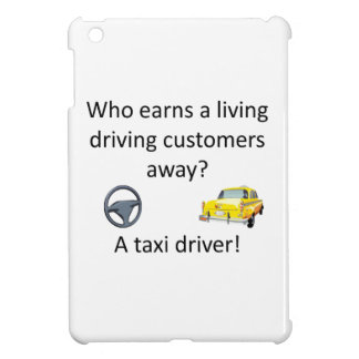 Taxi Joke Case For The iPad Mini