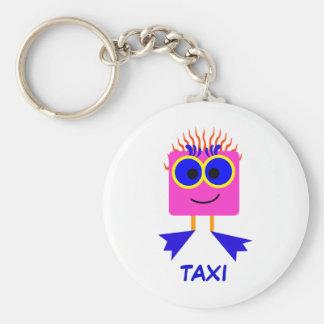 TAXI - Keyring Keychain