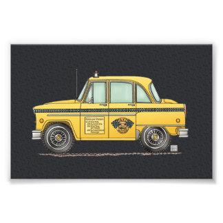 Taxi lindo fotografías