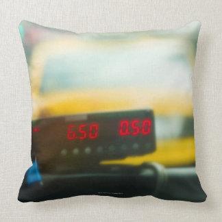 Taxi Meter Pillow