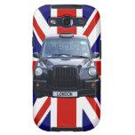 Taxi negro de Londres Samsung Galaxy S3 Carcasas