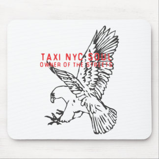 taxi nyc soul ubran freestyler fly eagle force mouse pad