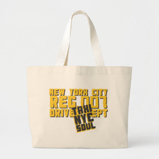taxi nyc soul urban graphic canvas bags
