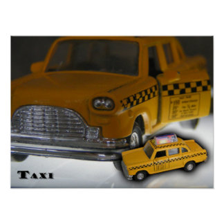 Taxi Posters