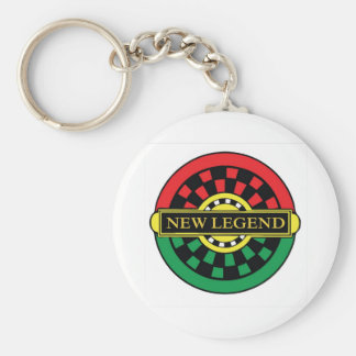 TAXI RECORDS KEYCHAIN