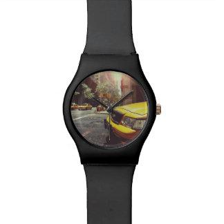 taxi reloj
