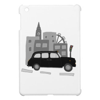 Taxi Scene iPad Mini Case