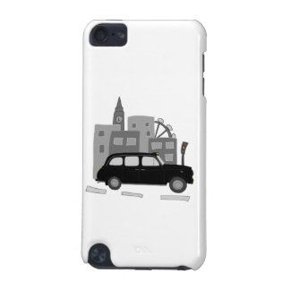 Taxi Scene iPod Touch 5G Case