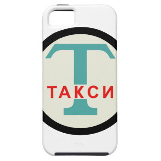 Taxi Stand Symbol iPhone 5 Cases